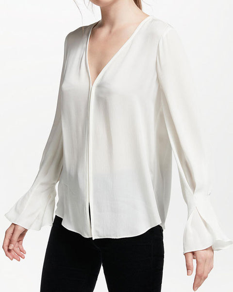 Latacia Silk Blouse