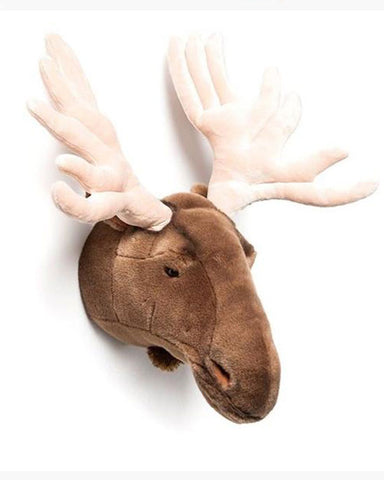 Children's Animal Head Moose