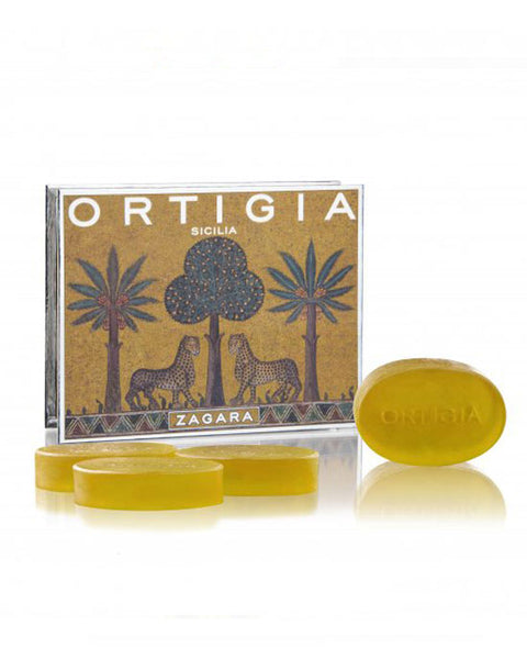 Ortigia Soap 40g x 4 - shopatstocks