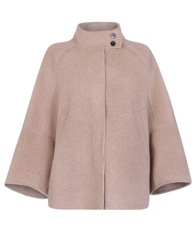 Short Cashmere Coat