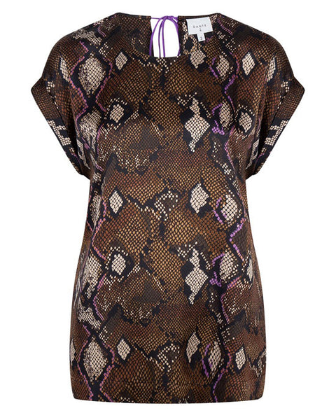 Trace print top - Snake