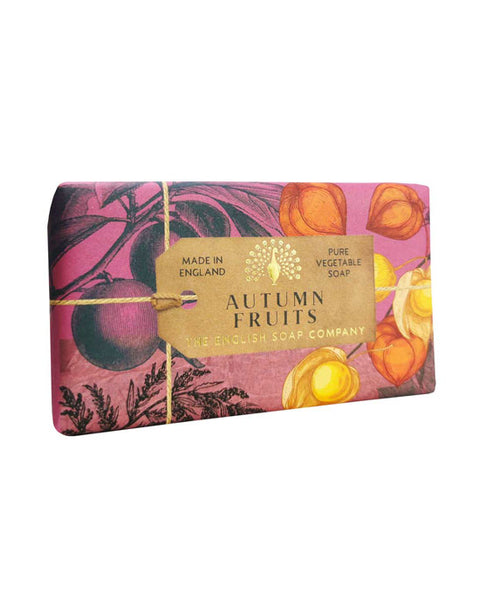 Autumn Fruits Anniversary Soap