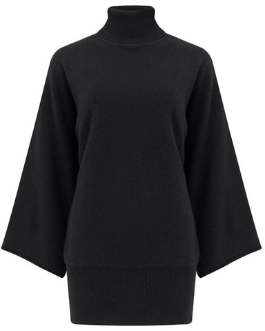 Big sleeve roll neck - shopatstocks