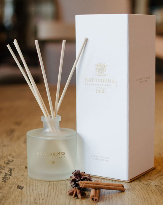 Rathbornes Reed Diffuser - shopatstocks