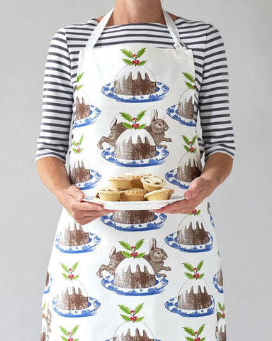 Apron - Christmas Pudding