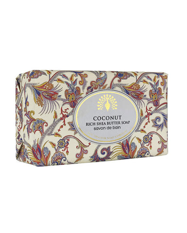 Vintage Coconut Soap 200g