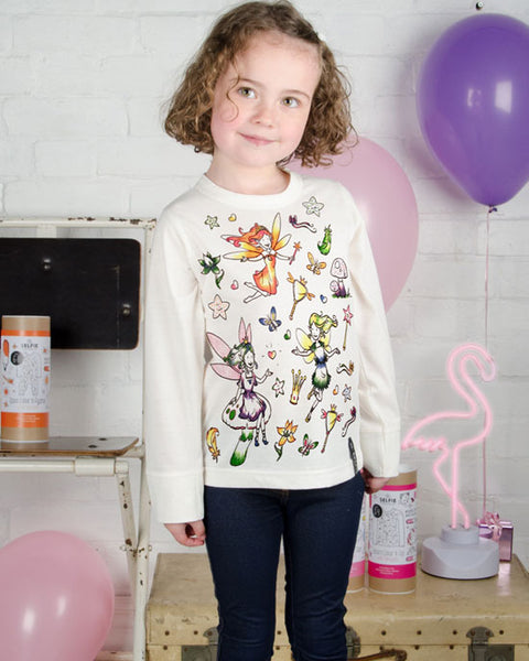 Fairy Colour in Top - shopatstocks