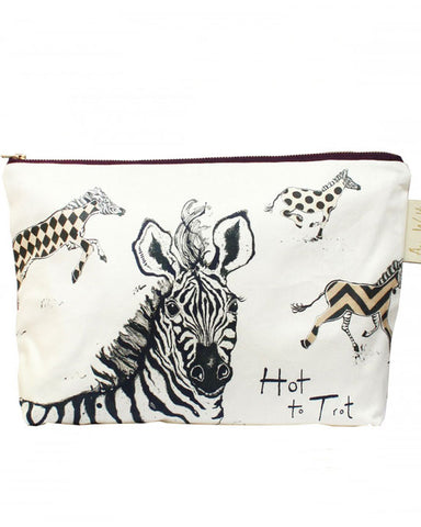 Hot to Trot Wash Bag