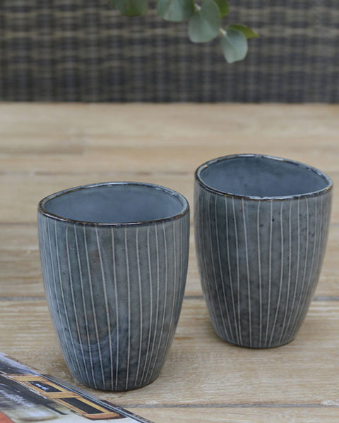 MUG 'NORDIC SEA' W/O HANDLE - shopatstocks