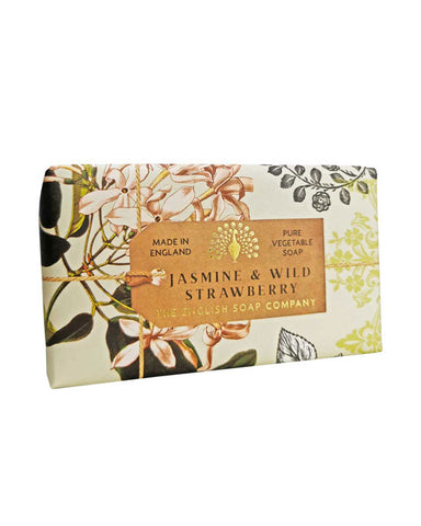 Jasmine & Wild Strawberry Anniversary Soap