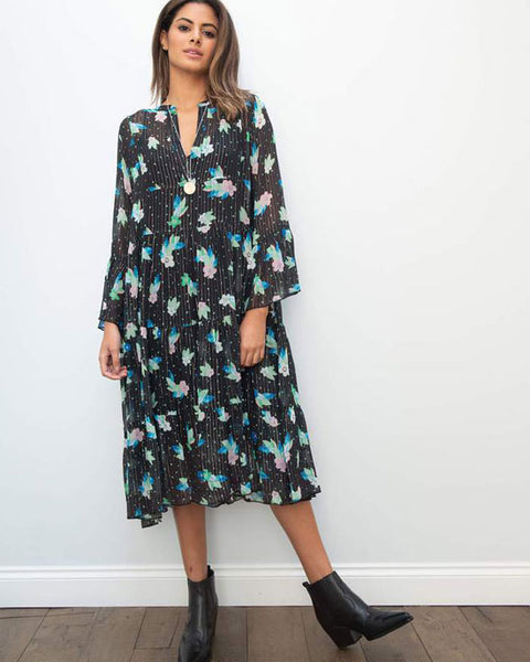 Joni Dress Lurex - shopatstocks