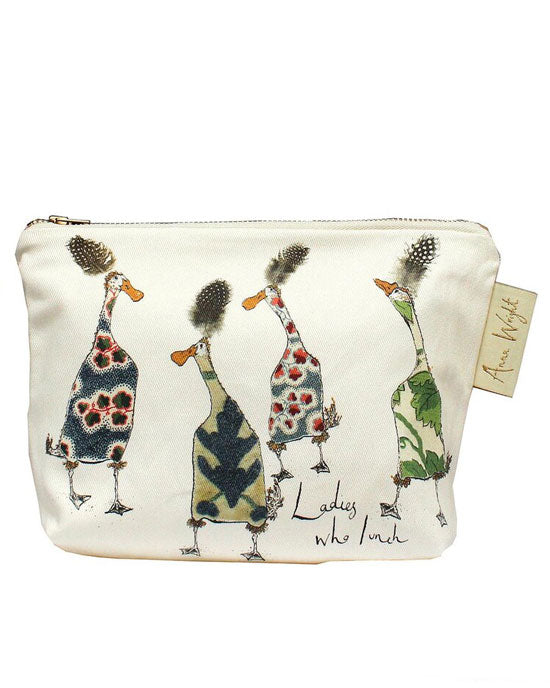 Ladies Who Lunch Wash Bag