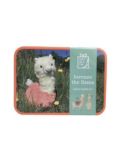 Lorenzo the Llama Sewing Craft Set - shopatstocks