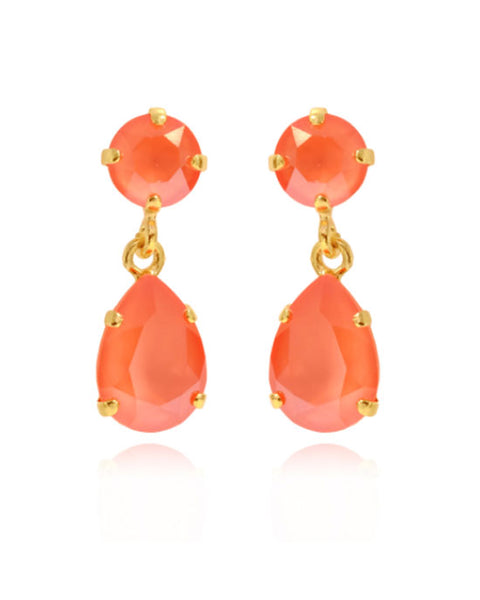 Mini drop earrings - shopatstocks