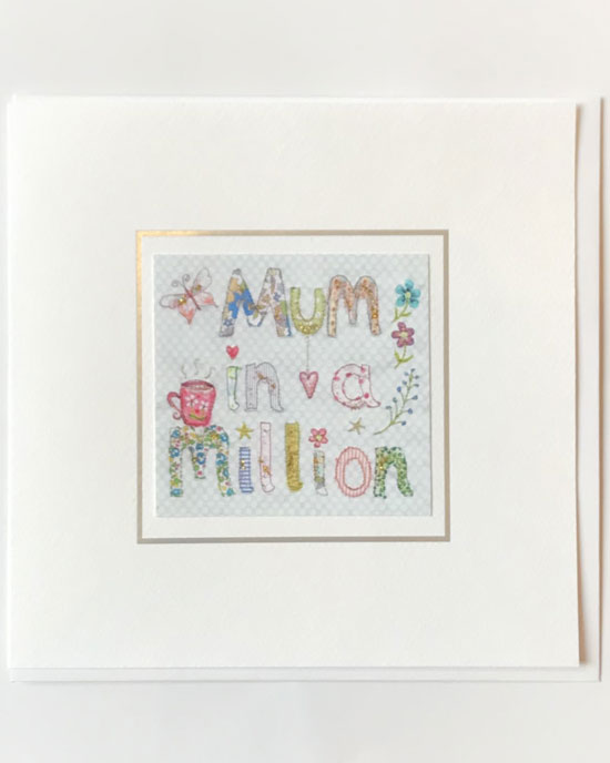 Mum in a million - shopatstocks
