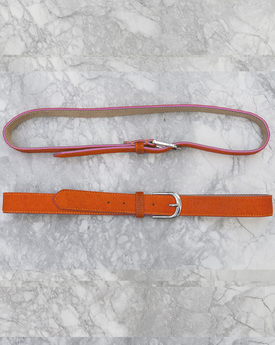 Sonny Belt - Orange & Pink - shopatstocks