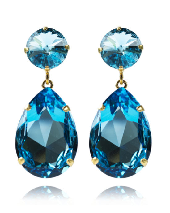 Perfect drop earrings