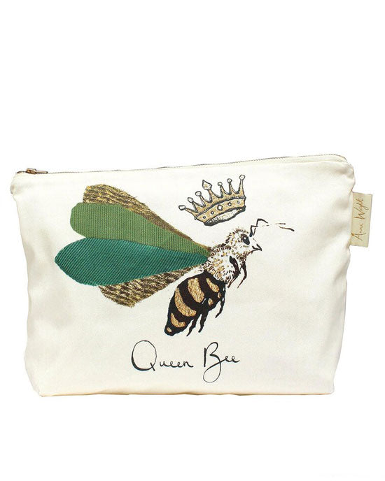 Queen Bee Wash Bag