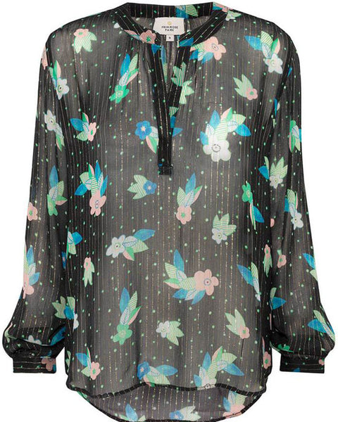 Sandy Open Shirt Dotty Fleur - shopatstocks