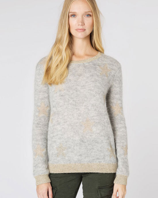 Star Mohair Jumper - shopatstocks