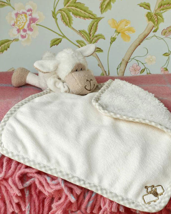 Sheep toy soother - shopatstocks