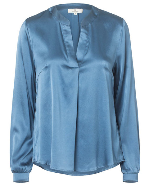 Spark Blouse Blue