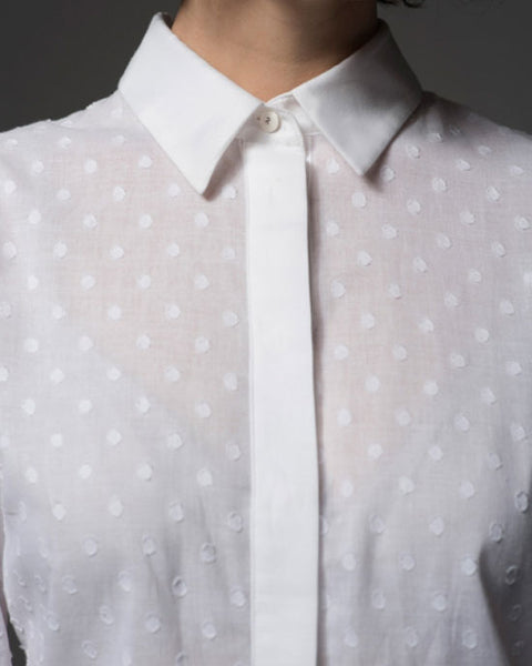 Tabitha shirt, white - shopatstocks