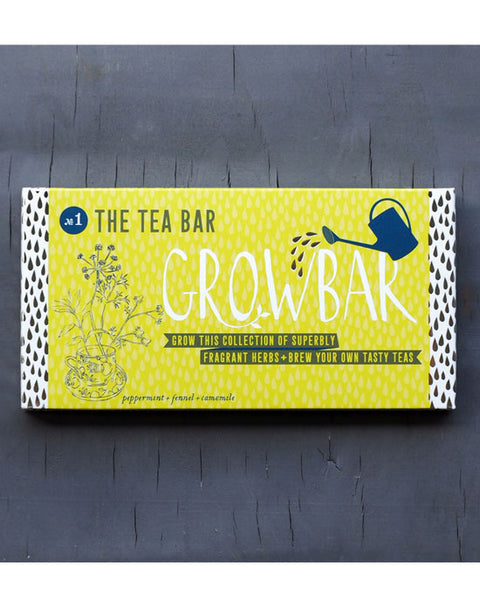 Tea Growbar
