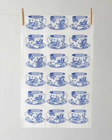 Tea Towel - Tea Cup