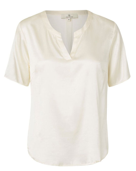 The One Blouse Cream - shopatstocks