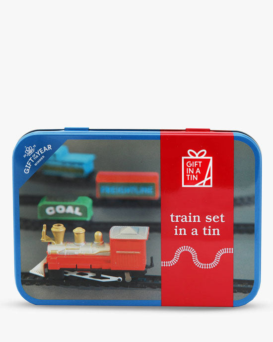 Trainset in a Tin Craft Set - shopatstocks