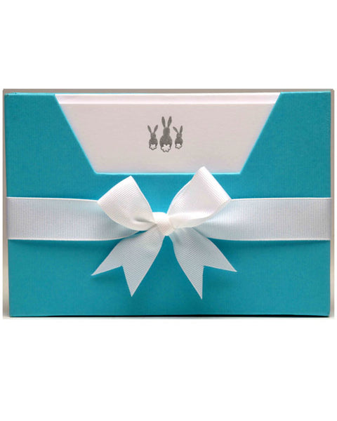 Turquoise Notecards Wallet - shopatstocks