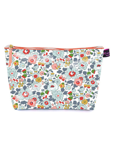 Wash Bag Liberty Fabric