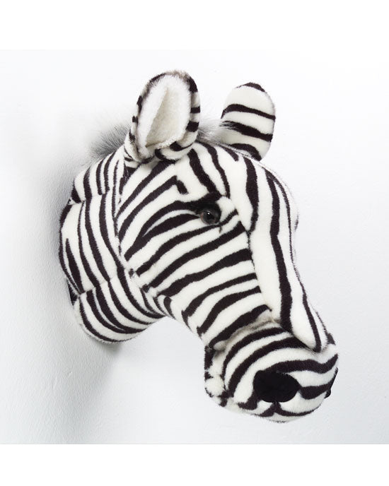 Children's Animal Head Zebra