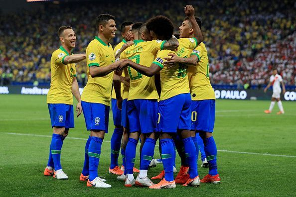 The Best Brazil XI of 1990 to 2010