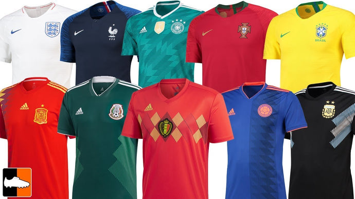 The Best World Cup Kits of the 1990s