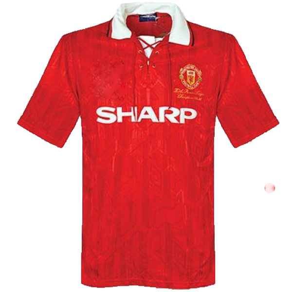 1992-1994 Manchester United home shirt