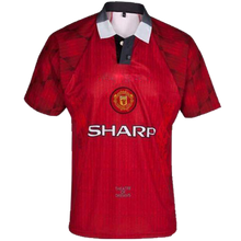 Load image into Gallery viewer, 1996-1998 Manchester United home Shirt