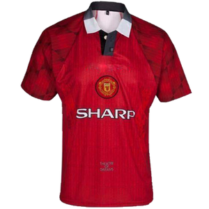 1996-1998 Manchester United home Shirt