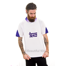 Load image into Gallery viewer, 1997-1998 Madrid replica retro football shirt
