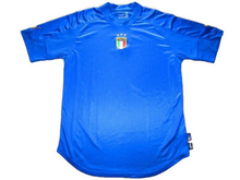 Load image into Gallery viewer, 2004 Italy home shirt