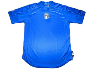 2004 Italy home shirt