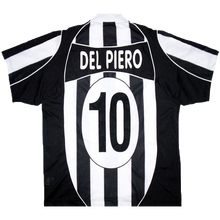 Load image into Gallery viewer, 2002-2003 Juventus home shirt