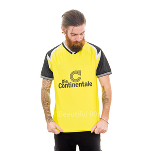 1995-1996 Dortmund replica retro football shirt