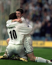 Load image into Gallery viewer, 1996-1998 Leeds replica retro football shirt