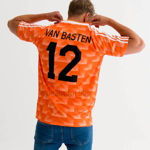 1988 Holland Netherlands replica retro football shirt