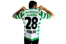 Load image into Gallery viewer, 2002-2003 Lisbon Ronaldo replica retro football shirt