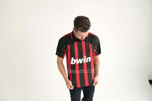 Load image into Gallery viewer, 2006-2007 AC Milan home retro replica football shirt