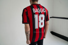 Load image into Gallery viewer, 1996-1997 AC Milan home retro replica football shirt