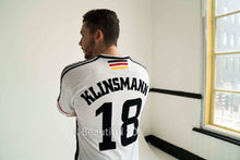 Load image into Gallery viewer, 1998 Germany World Cup home retro replica football shirt